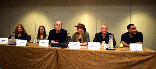 Thrillerfest Panel